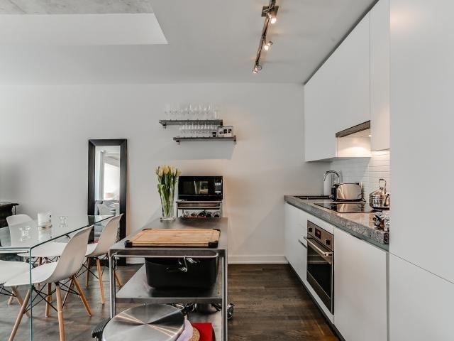 Condo Apartment at 629 King St W, Unit 410, Toronto, Ontario. Image 3