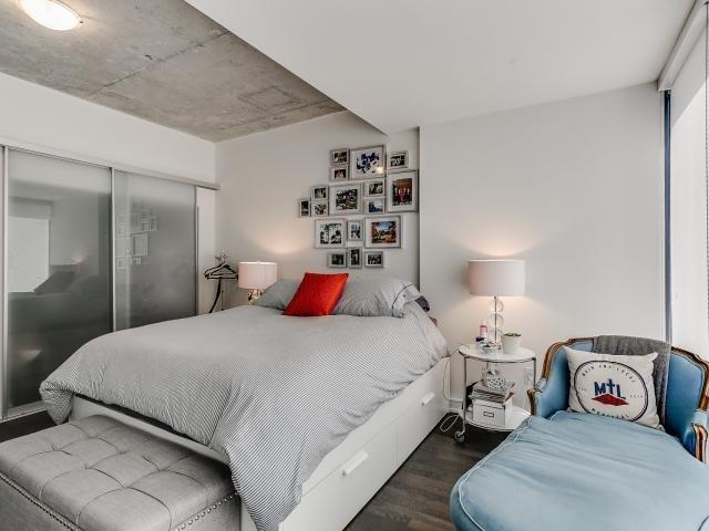 Condo Apartment at 629 King St W, Unit 410, Toronto, Ontario. Image 7