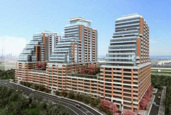 Condo Apartment at 75 East Liberty St, Unit 2202, Toronto, Ontario. Image 1