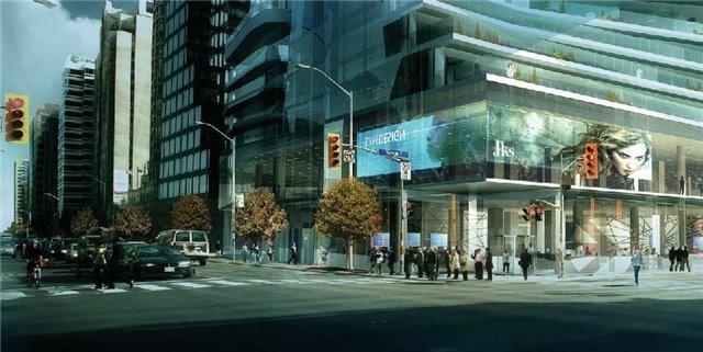 Condo Apartment at 1 Bloor St, Unit 6906, Toronto, Ontario. Image 1