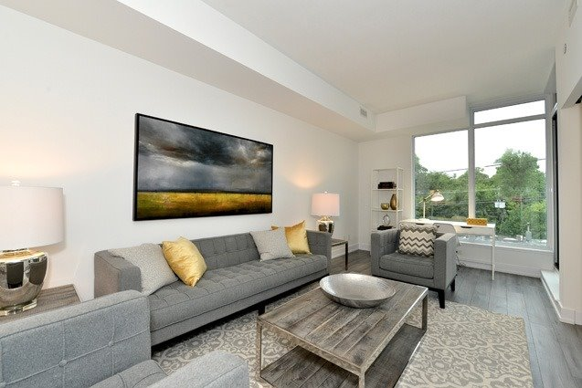 Condo Apartment at 170 Chiltern Hill Rd, Unit 410, Toronto, Ontario. Image 18