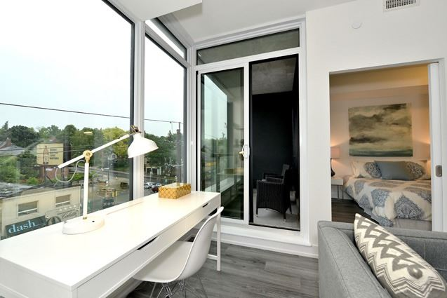 Condo Apartment at 170 Chiltern Hill Rd, Unit 410, Toronto, Ontario. Image 2