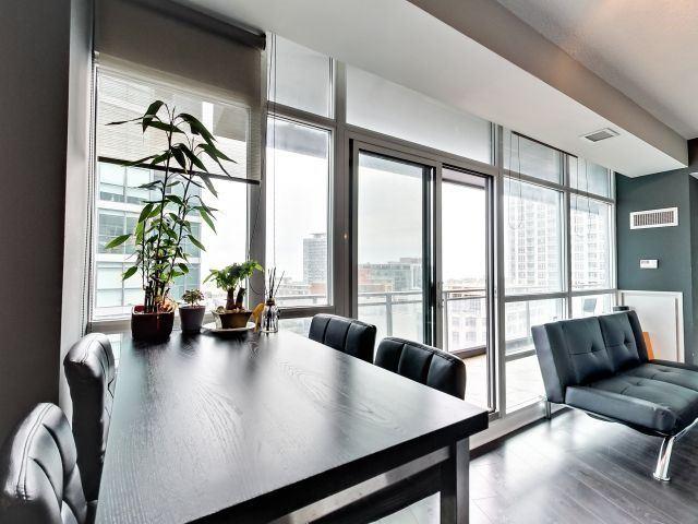Condo Apartment at 15 Bruyeres Mews, Unit 1404, Toronto, Ontario. Image 1