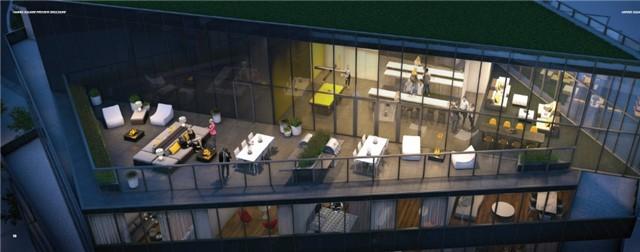 Condo Apartment at 10 Lawren Harris Sq, Unit 1008, Toronto, Ontario. Image 4