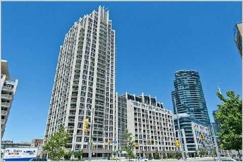 Condo Apartment at 35 Bastion St, Unit 819, Toronto, Ontario. Image 1