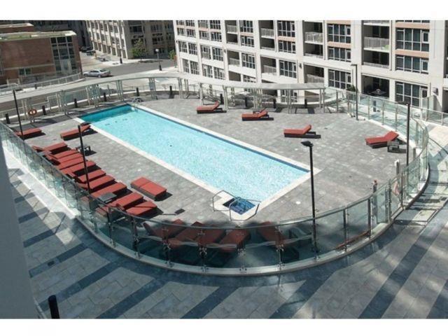 Condo Apartment at 35 Bastion St, Unit 819, Toronto, Ontario. Image 2