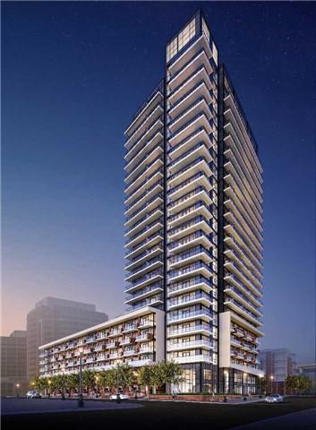 Condo Apartment at 65 Grand Magazine St, Unit 812, Toronto, Ontario. Image 1