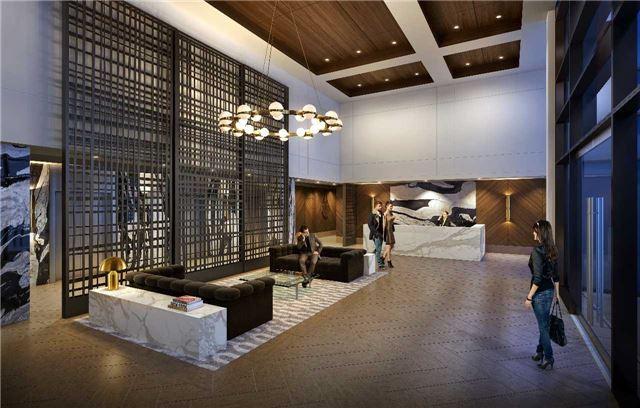 Condo Apartment at 65 Grand Magazine St, Unit 812, Toronto, Ontario. Image 2
