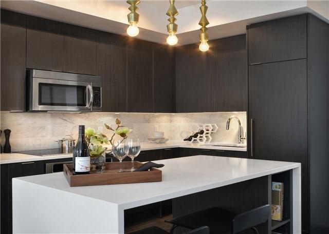 Condo Apartment at 65 Grand Magazine St, Unit 812, Toronto, Ontario. Image 6