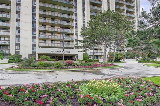 Condo Apartment at 350 Seneca Hill Dr, Unit #1210, Toronto, Ontario. Image 1