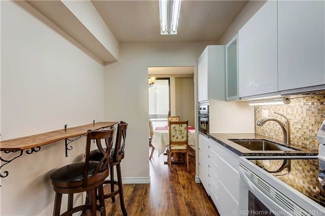 Condo Apartment at 350 Seneca Hill Dr, Unit #1210, Toronto, Ontario. Image 4