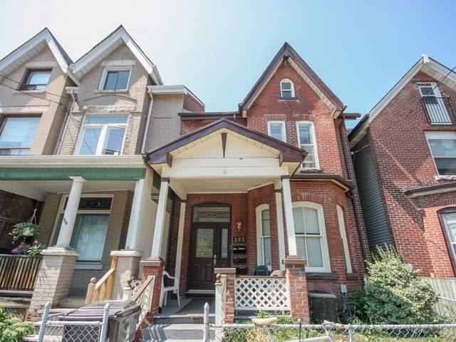 Duplex at 202 Mc Caul St, Toronto, Ontario. Image 1
