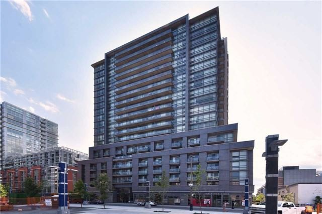 Condo Apartment at 68 Abell St, Unit 1801, Toronto, Ontario. Image 1