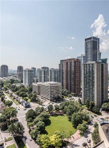 Condo Apartment at 88 Sheppard Ave E, Unit 2506, Toronto, Ontario. Image 2
