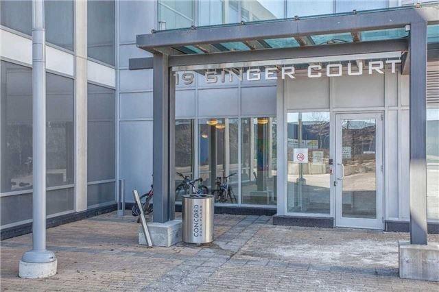 Condo Apartment at 19 Singer Crt, Unit 1102, Toronto, Ontario. Image 5