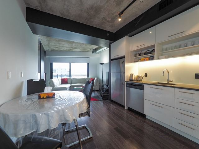 Condo Apartment at 51 Trolley Cres E, Unit 501, Toronto, Ontario. Image 17