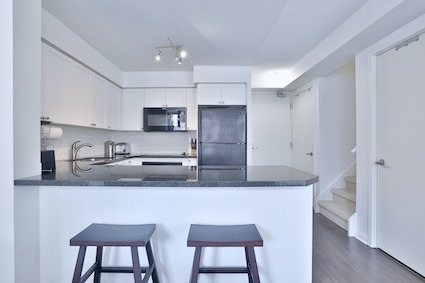 Condo Townhouse at 39 Shank St, Unit 316, Toronto, Ontario. Image 12