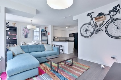 Condo Townhouse at 39 Shank St, Unit 316, Toronto, Ontario. Image 17