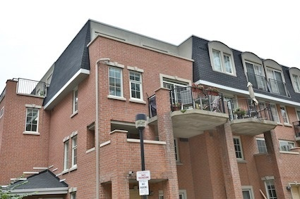 Condo Townhouse at 39 Shank St, Unit 316, Toronto, Ontario. Image 8