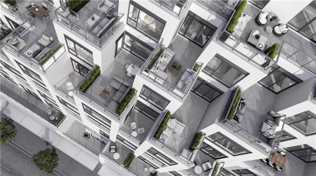 Condo Apartment at 280 Howland Ave, Unit 507, Toronto, Ontario. Image 7