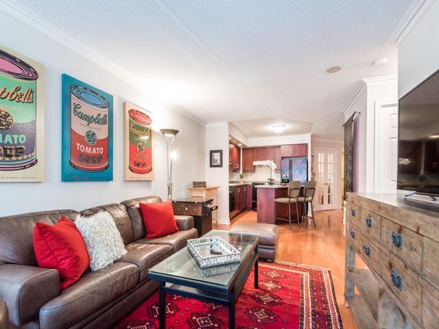 Condo Apartment at 123 Eglinton Ave E, Unit 313, Toronto, Ontario. Image 2