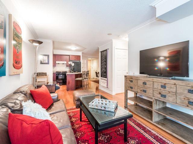 Condo Apartment at 123 Eglinton Ave E, Unit 313, Toronto, Ontario. Image 3