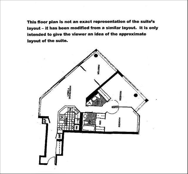 Condo Apartment at 1001 Bay St, Unit 2904, Toronto, Ontario. Image 5