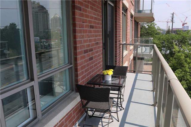 Condo Apartment at 1 Clairtrell Rd, Unit 506, Toronto, Ontario. Image 7