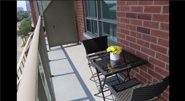Condo Apartment at 1 Clairtrell Rd, Unit 506, Toronto, Ontario. Image 8