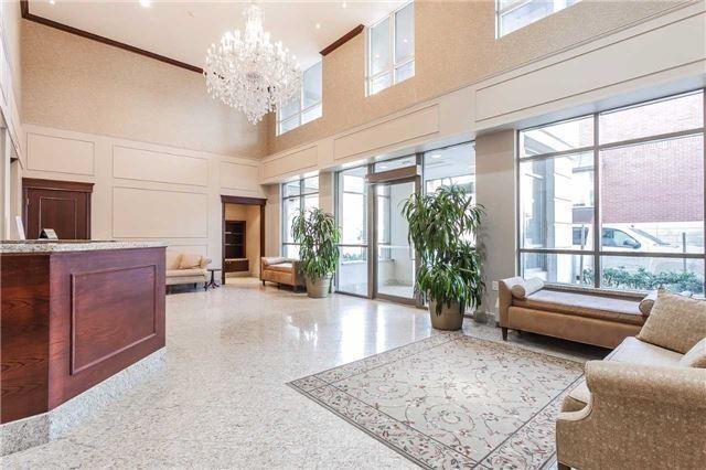 Condo Apartment at 1 Clairtrell Rd, Unit 506, Toronto, Ontario. Image 9