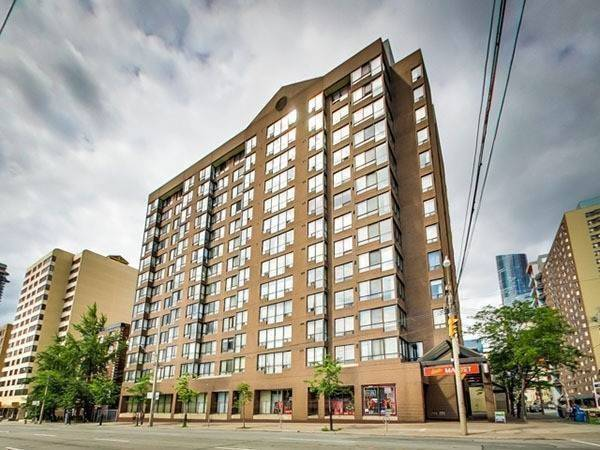 Condo Apartment at 117 Gerrard St E, Unit 607, Toronto, Ontario. Image 1