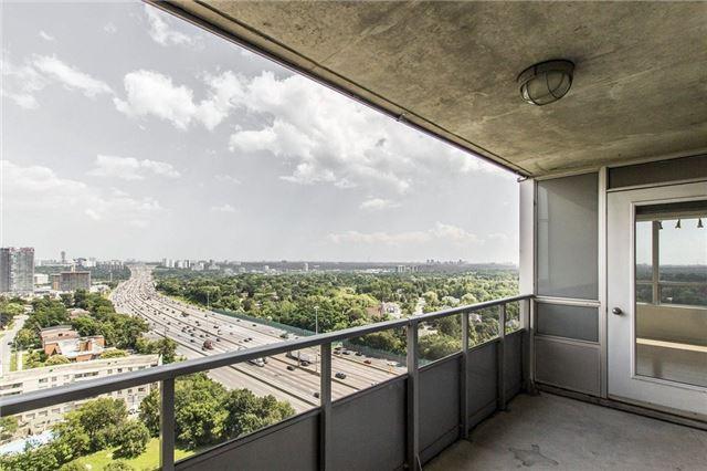 Condo Apartment at 3 Rean Dr, Unit 1807, Toronto, Ontario. Image 3