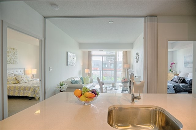 Condo Apartment at 62 Forest Manor Rd, Unit 206, Toronto, Ontario. Image 3