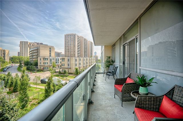 Condo Apartment at 62 Forest Manor Rd, Unit 206, Toronto, Ontario. Image 11