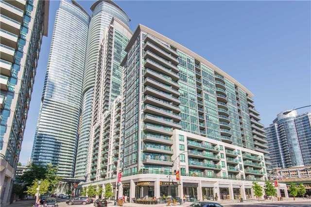 Condo Apartment at 25 Lower Simcoe St, Unit 208, Toronto, Ontario. Image 1