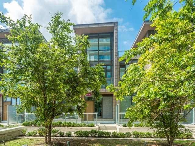 Condo Townhouse at 121 Mcmahon Dr, Unit Th16, Toronto, Ontario. Image 1