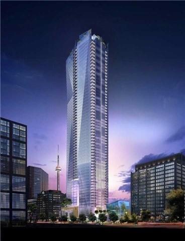 Condo Apartment at 180 University Ave, Unit 2807, Toronto, Ontario. Image 1