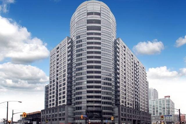Condo Apartment at 20 Blue Jays Way, Unit 1403, Toronto, Ontario. Image 1