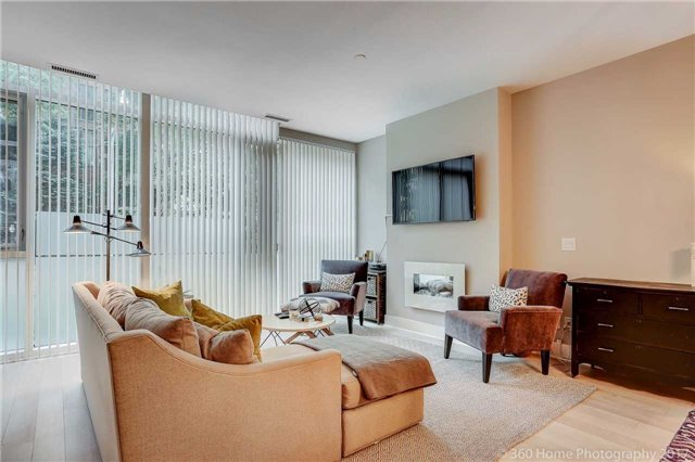 Condo Townhouse at 32 Davenport Rd, Unit Th1, Toronto, Ontario. Image 20