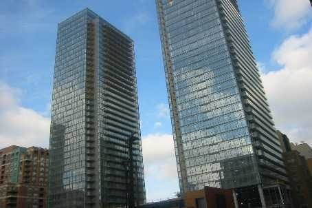 Condo Apartment at 38 Grenville St, Unit 1709, Toronto, Ontario. Image 1