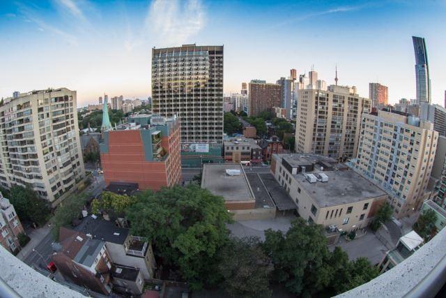 Condo Apartment at 281 Mutual St, Unit 1201, Toronto, Ontario. Image 2