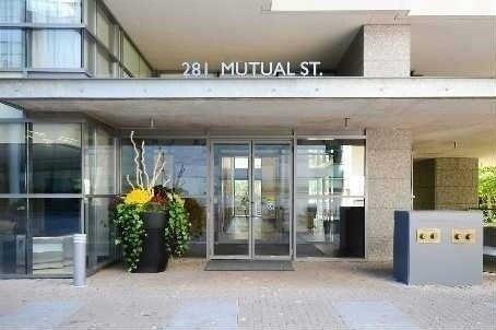 Condo Apartment at 281 Mutual St, Unit 1201, Toronto, Ontario. Image 3