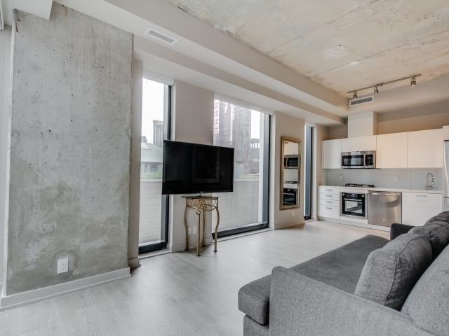 Condo Apartment at 11 Charlotte St, Unit 209, Toronto, Ontario. Image 11