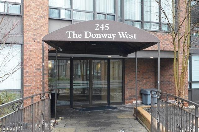 Condo Apartment at 245 The Donway W, Unit 305, Toronto, Ontario. Image 1