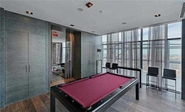 Condo Apartment at 65 St Mary St, Unit 1411, Toronto, Ontario. Image 8