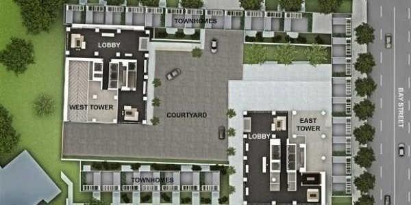 Condo Apartment at 65 St Mary St, Unit 1411, Toronto, Ontario. Image 9