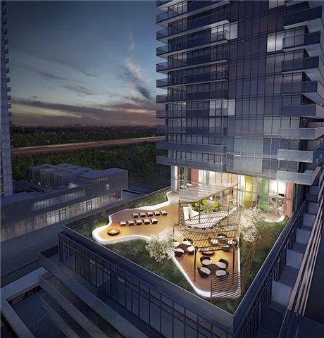 Condo Apartment at 72 Esther Shiner Blvd, Unit 1206, Toronto, Ontario. Image 12