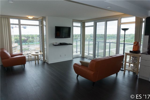 Condo Apartment at 72 Esther Shiner Blvd, Unit 1206, Toronto, Ontario. Image 15