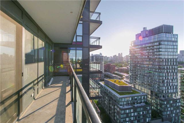 Condo With Common Elements at 225 Sackville St, Unit 1710, Toronto, Ontario. Image 8