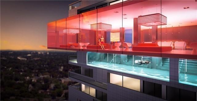 Condo Apartment at 8 Eglinton Ave E, Unit 5808, Toronto, Ontario. Image 10